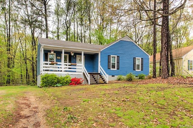 1418 Oldbury Road, Chesterfield, VA 23113 (MLS #1814664) :: RE/MAX Action Real Estate