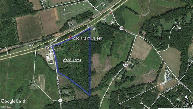 14241 Patrick Henry Highway, Amelia Courthouse, VA 23002 (#1814667) :: Abbitt Realty Co.