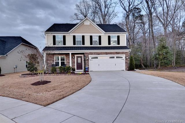 204 Christopher Lane, Williamsburg, VA 23185 (MLS #1814671) :: RE/MAX Action Real Estate