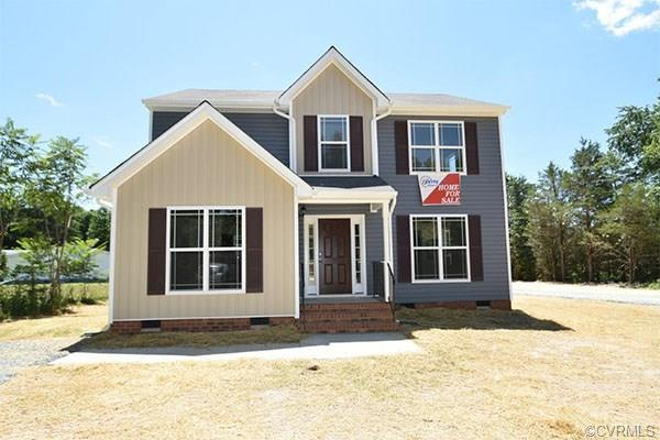 2131 Nine Mile Road, Sandston, VA 23150 (MLS #1814710) :: RE/MAX Action Real Estate