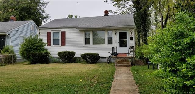 516 Hazelhurst Avenue, Richmond, VA 23222 (MLS #1814740) :: RE/MAX Commonwealth