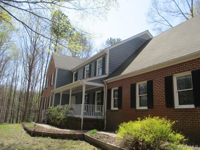 12601 W Patrick Henry Road, Ashland, VA 23005 (MLS #1814763) :: RE/MAX Commonwealth
