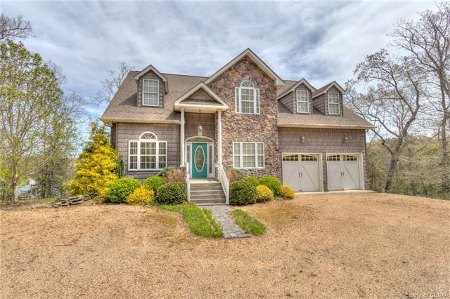 220 Ruddy Duck Road, Heathsville, VA 22473 (#1814907) :: Abbitt Realty Co.