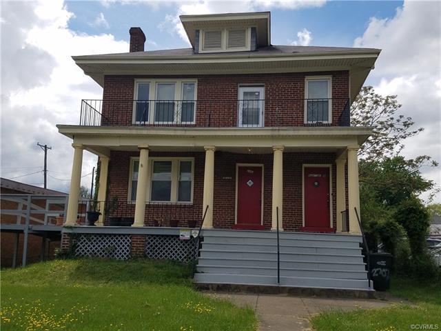 2702 Chamberlayne Avenue, Richmond, VA 23222 (MLS #1814930) :: EXIT First Realty