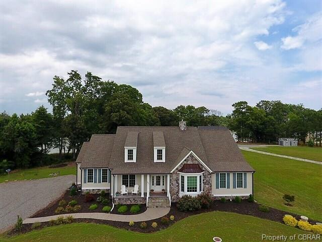 281 Pelican Lane, Reedville, VA 22539 (#1815246) :: Green Tree Realty