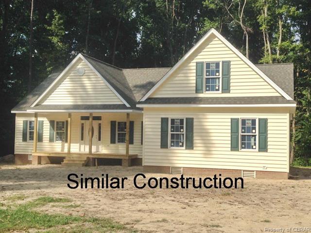 000 Whiting Creek Drive, Locust Hill, VA 23092 (#1815268) :: Resh Realty Group