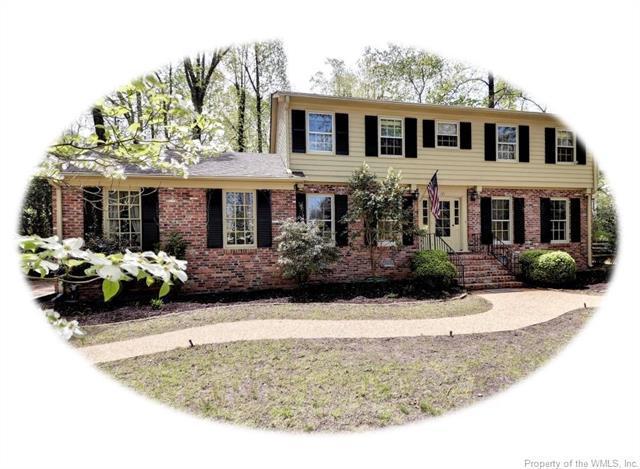 121 Holcomb Drive, Williamsburg, VA 23188 (#1815366) :: Green Tree Realty