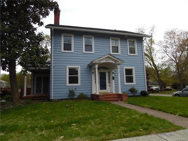 1826 Matoax Avenue, Petersburg, VA 23805 (#1815510) :: Abbitt Realty Co.