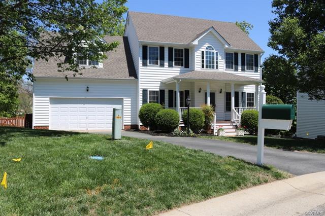 13906 Hawkins Wood Court, Midlothian, VA 23114 (MLS #1815535) :: RE/MAX Action Real Estate