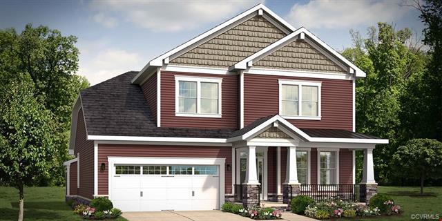 2401 Gold Leaf Circle #30, Henrico, VA 23233 (MLS #1815565) :: RE/MAX Action Real Estate