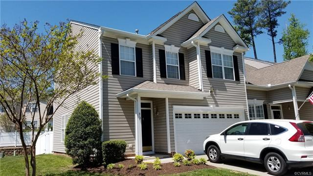 512 Scotter Hills Lane #512, Chesterfield, VA 23114 (MLS #1815638) :: RE/MAX Action Real Estate