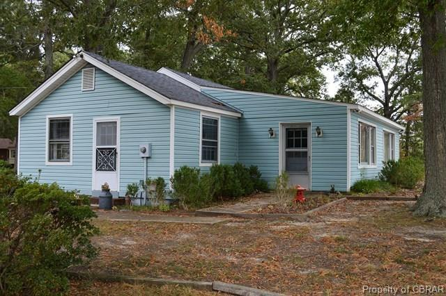 237 Hickory Lane, Reedville, VA 22539 (#1815645) :: Green Tree Realty