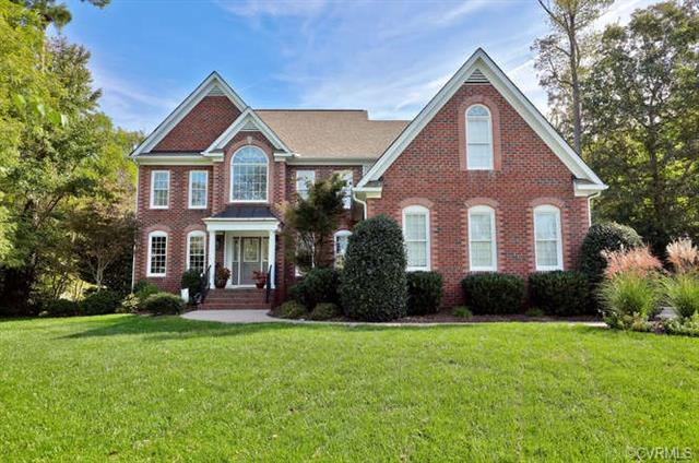 14119 Grace Wood Court, Midlothian, VA 23113 (#1815833) :: Abbitt Realty Co.
