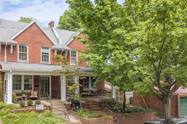 206 Tilden Street, Richmond, VA 23221 (MLS #1816014) :: Small & Associates