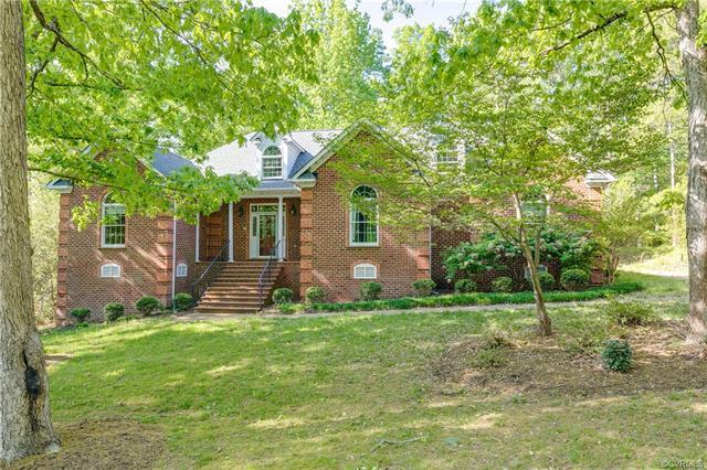 10604 Gravel Neck Drive, Chester, VA 23831 (MLS #1816065) :: The Ryan Sanford Team