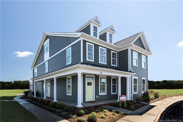 1201 Farringdon Way 12-01, Williamsburg, VA 23185 (MLS #1816099) :: RE/MAX Action Real Estate