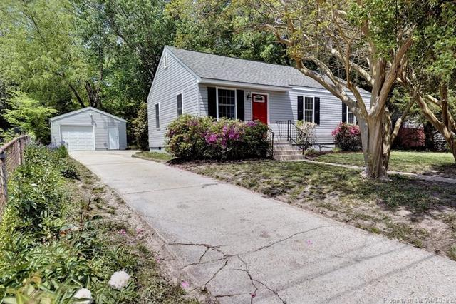 1111 Wilkins Drive, Williamsburg, VA 23185 (MLS #1816153) :: Explore Realty Group