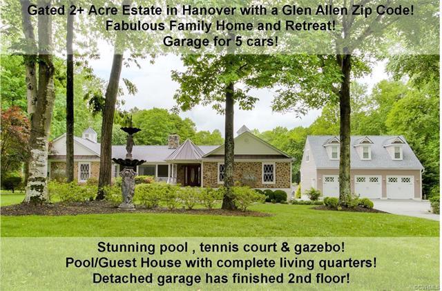 10998 Brookhollow Court, Glen Allen, VA 23059 (MLS #1816198) :: The Ryan Sanford Team