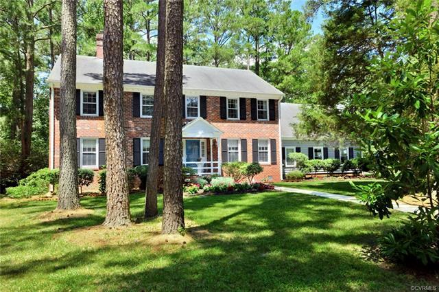 1618 Stoneycreek Drive, Henrico, VA 23238 (MLS #1816240) :: The Ryan Sanford Team