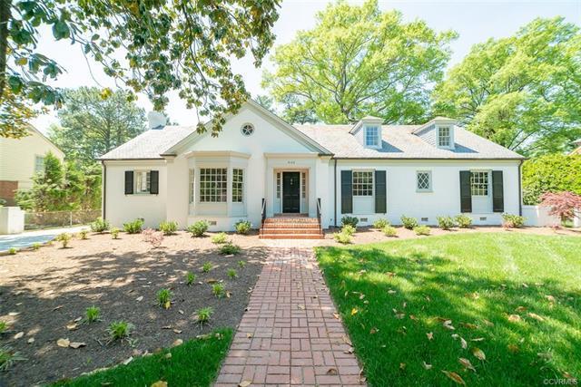 4105 Cary Street Road, Richmond, VA 23221 (MLS #1816371) :: Small & Associates