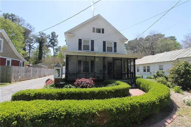 322 Chesapeake Drive, White Stone, VA 22578 (MLS #1816403) :: The Ryan Sanford Team