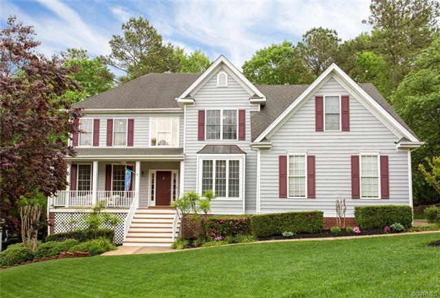 5537 Fox Marsh Place, Moseley, VA 23120 (MLS #1816434) :: Explore Realty Group