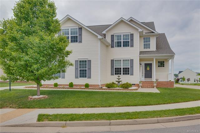 9037 Brevet Lane, Hanover, VA 23116 (MLS #1816485) :: Chantel Ray Real Estate