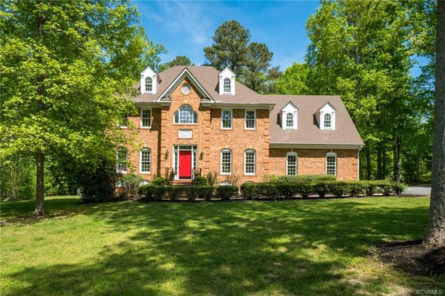 14330 Sylvan Ridge Road, Chesterfield, VA 23838 (MLS #1816494) :: Chantel Ray Real Estate