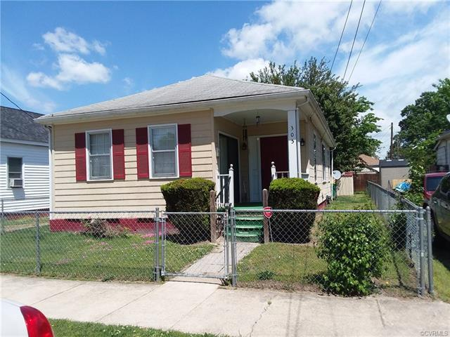305 Memorial Avenue, Hopewell, VA 23860 (#1816626) :: Abbitt Realty Co.