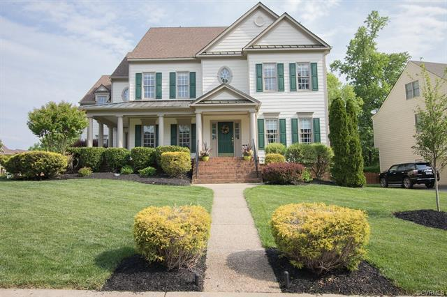 13225 Railey Hill Drive, Chesterfield, VA 23114 (MLS #1816682) :: RE/MAX Action Real Estate