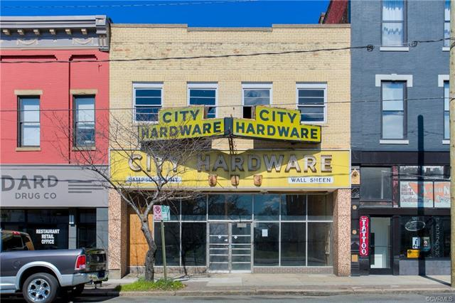 1317 Hull Street, Richmond, VA 23224 (MLS #1816868) :: The Ryan Sanford Team