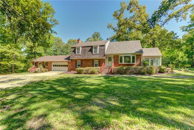 4270 Hermleigh Lane, Mechanicsville, VA 23111 (MLS #1816955) :: Small & Associates