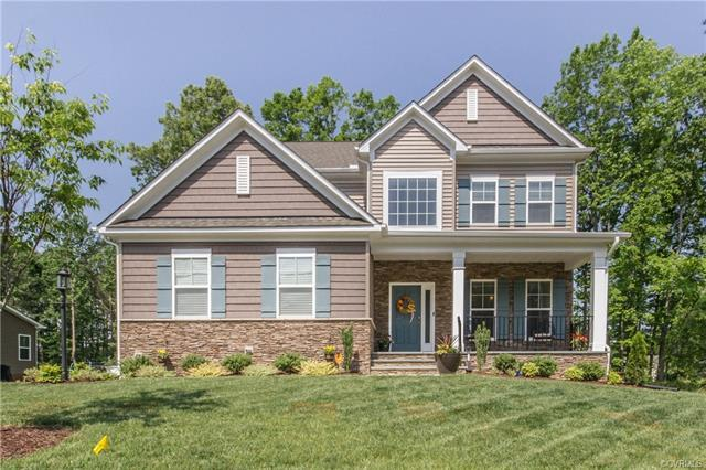 8548 Amington Lane, Chesterfield, VA 23832 (#1817287) :: Green Tree Realty