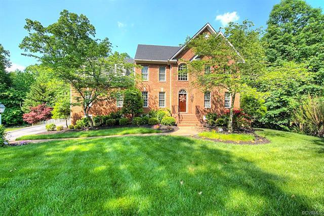 9106 Stephens Manor Drive, Mechanicsville, VA 23116 (#1817362) :: Abbitt Realty Co.