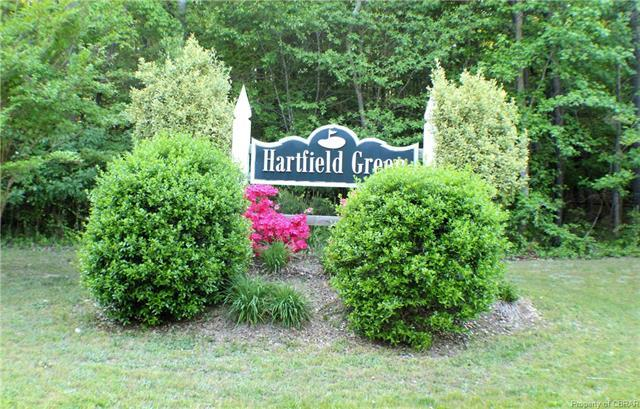 LOT 25 Hartfield Green, Hartfield, VA 23071 (#1817377) :: Abbitt Realty Co.