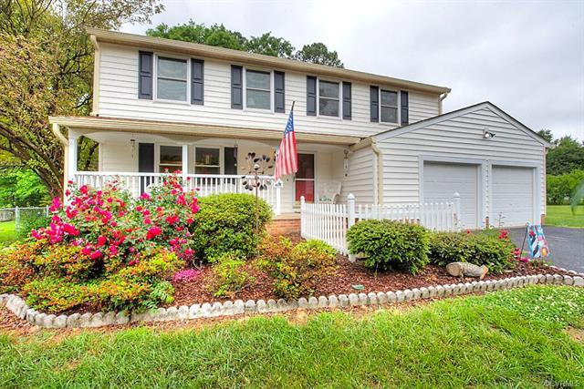 5003 Tag Place, Glen Allen, VA 23060 (MLS #1817429) :: The Ryan Sanford Team