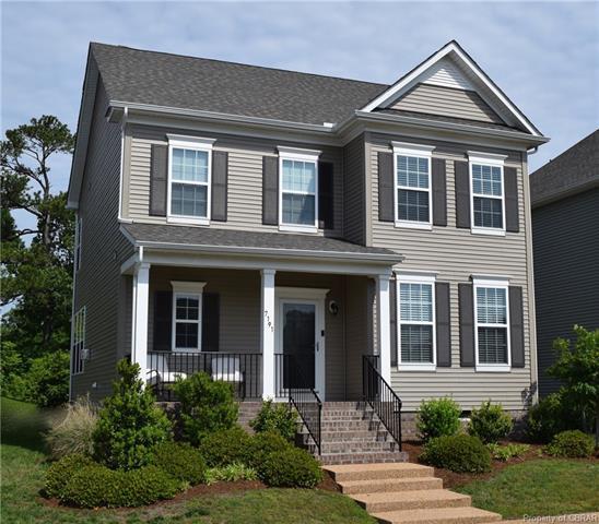 7191 Pattersons View Lane, Hayes, VA 23072 (MLS #1817557) :: Chantel Ray Real Estate