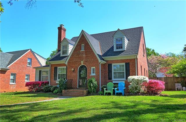 4615 Leonard Parkway, Richmond, VA 23226 (MLS #1817567) :: Small & Associates