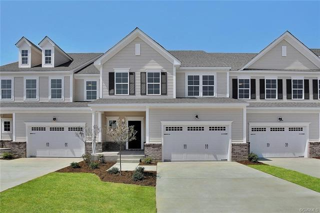 8603 Fielding Circle #12, Toano, VA 23168 (MLS #1817587) :: RE/MAX Action Real Estate