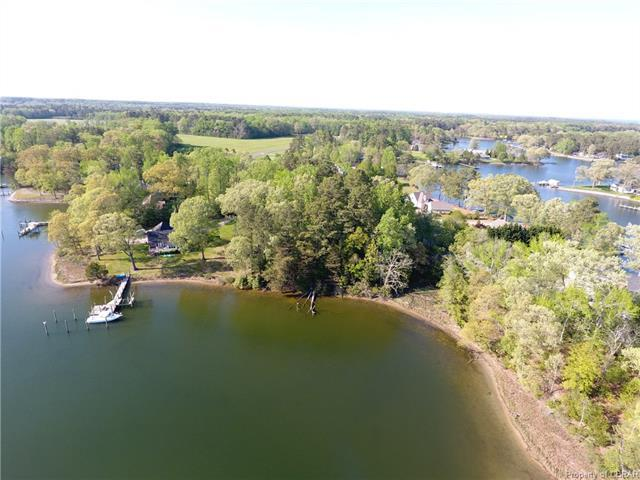 Lot 18 Clifton Landing Lane, Kilmarnock, VA 22482 (#1817666) :: Abbitt Realty Co.
