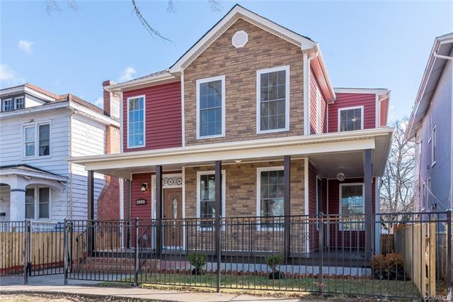 2909 Barton Avenue, Richmond, VA 23222 (MLS #1817752) :: Explore Realty Group