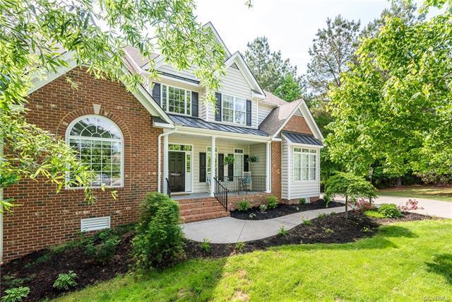 12202 Hampton Valley Terrace, Chesterfield, VA 23832 (MLS #1818000) :: Explore Realty Group