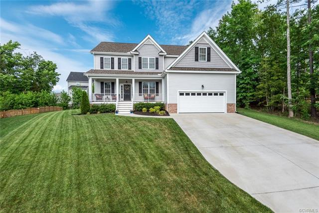 8307 Badestowe Court, Chesterfield, VA 23832 (#1818028) :: Green Tree Realty