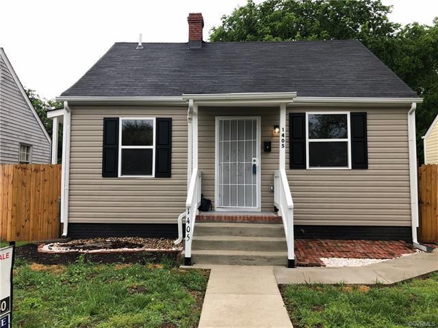 1405 Lenmore Street, Richmond, VA 23224 (MLS #1818221) :: The Ryan Sanford Team
