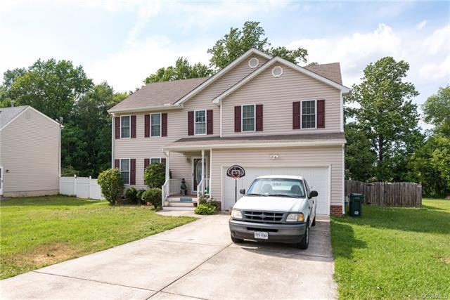 1722 Winesap Drive, Richmond, VA 23231 (MLS #1818258) :: The Ryan Sanford Team
