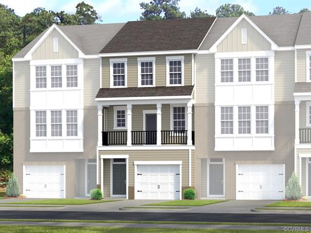 6109 W Stonepath Garden Drive Lot 16, Chester, VA 23831 (MLS #1818270) :: Explore Realty Group