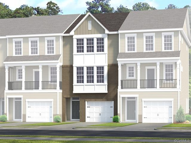 6105 W Stonepath Garden Drive Lot 17, Chester, VA 23831 (#1818271) :: Resh Realty Group