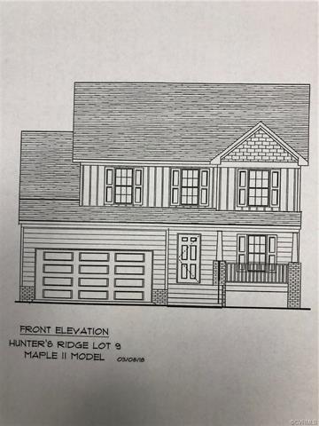 8204 Hunters Meadow Drive, Henrico, VA 23231 (#1818405) :: Abbitt Realty Co.