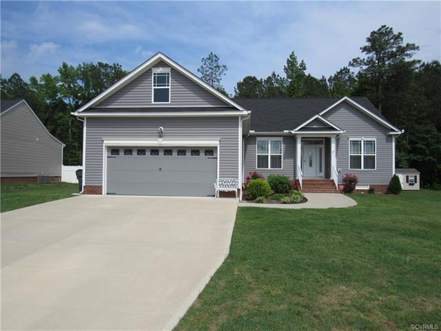 15555 Parkgate Drive, Chester, VA 23831 (#1818425) :: Resh Realty Group