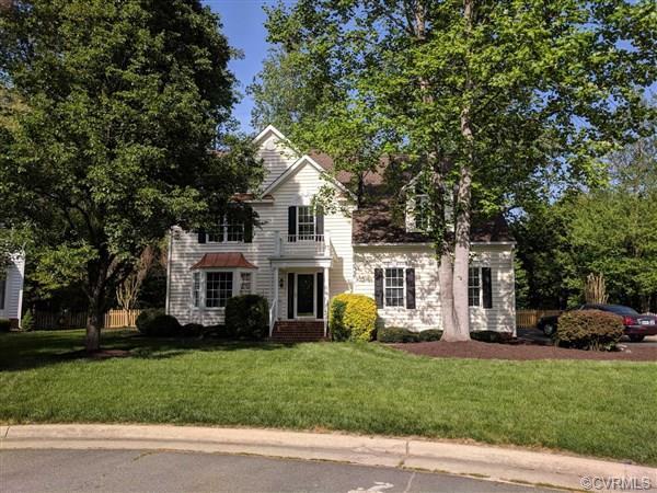 9128 Minglewood Lane, Mechanicsville, VA 23116 (#1818510) :: Resh Realty Group